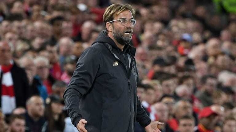 Jurgen Klopp Rages at Suspected Offside Goal as Chelsea End Liverpool's Winning Run
