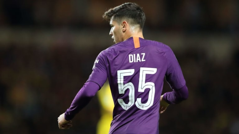 Brahim Díaz dejaría el Manchester City para ir al Real Madrid