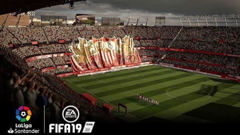 El único estadio de Primera División que de seguro no aparecerá en FIFA 19
