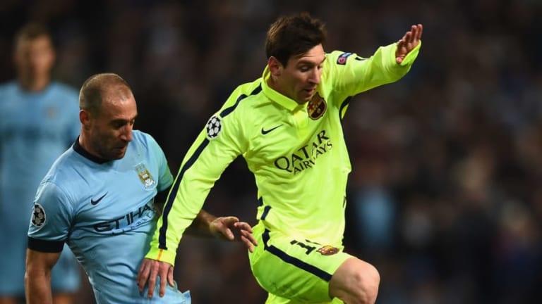 ESPECTACULAR | La increíble anécdota de Pablo Zabaleta con Lionel Messi