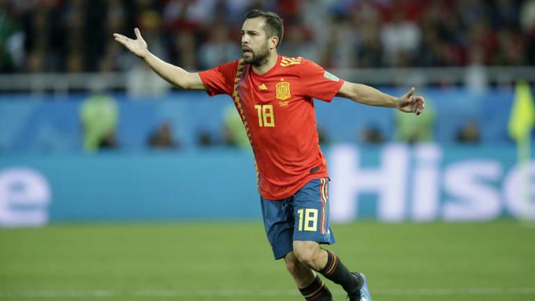 El mensaje de Jordi Alba para Griezmann o cualquiera que llegue al Barcelona