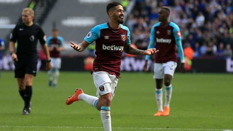 West Ham Fans Gush Over Colombian Star's Performance as Hammers Eye Manuel Lanzini Replacement