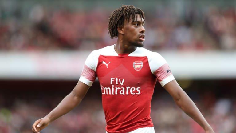Arsenal Legend Ian Wright Tips Alex Iwobi to Thrive Under Unai Emery This Season