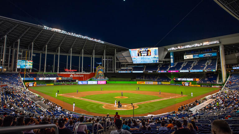 Marlins Will Encourage 'Musical Instruments, Flags' in Outfield Section Next Year