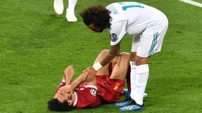 Liverpool Star Salah's Chances of Making World Cup Boosted After Egyptian FA Claim Injury is Sprain