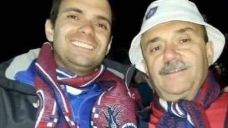 La emocionante despedida de un hincha de San Lorenzo a su padre que hizo emocionó en las redes