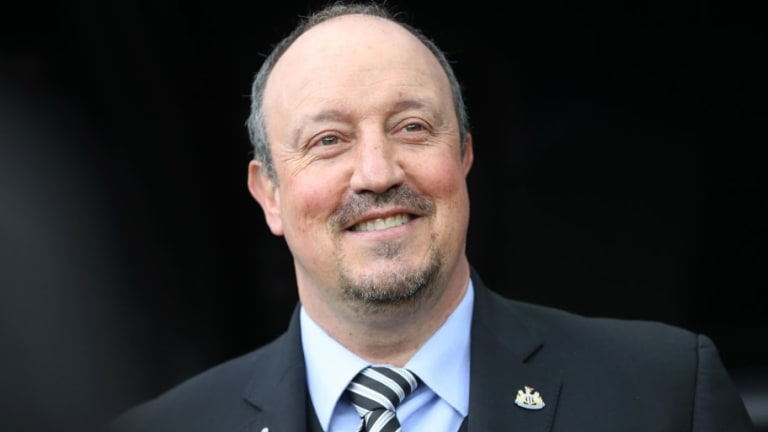 Rafa Benitez Looks to Capture his Second Transfer of the Summer Following Dubravka Signing