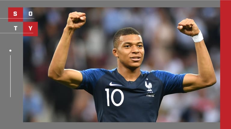 Kylian Mbappé's Generosity After the World Cup Was Both Impactful and Inspiring