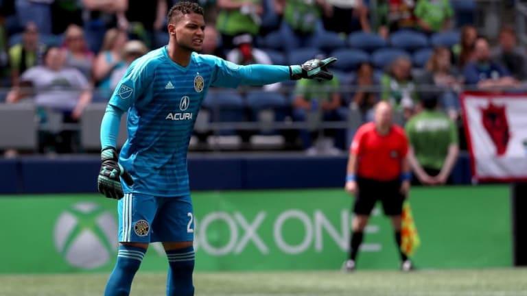 TREMENDO: Este arquero es la sensación de la MLS y podría irse al fútbol inglés