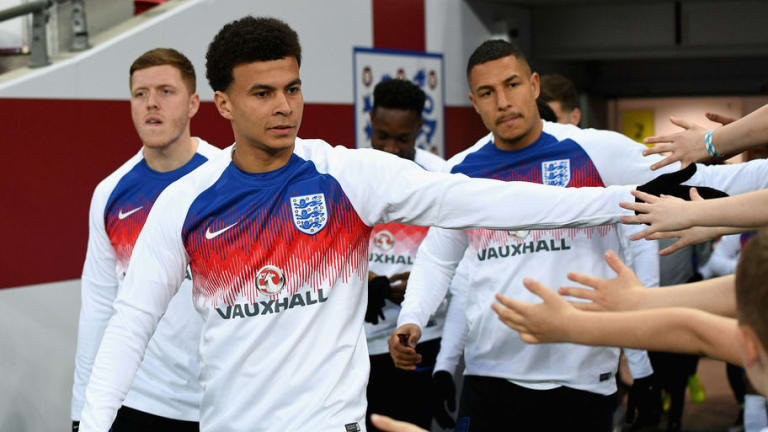 """""""Immature"""" Dele Alli Warned Over England Place as Competition From Lingard & Others Intensifies"""