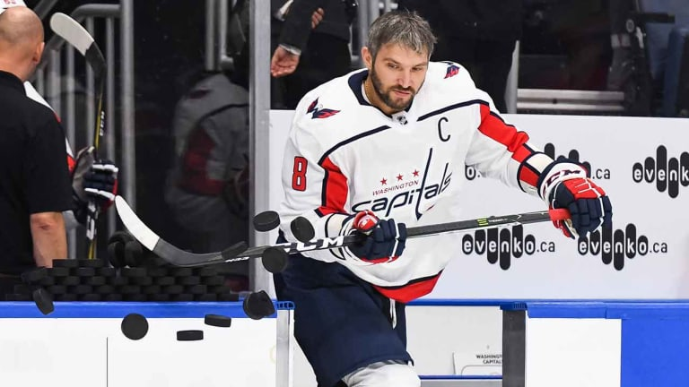 Defending Stanley Cup Champion Capitals Eyeing a Repeat