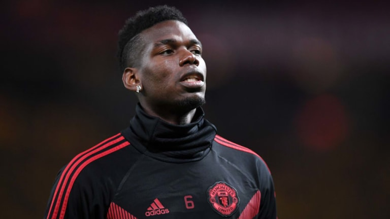 Paul Pogba Dropped by Jose Mourinho for Champions League Clash Due to 'Lack of Heart'