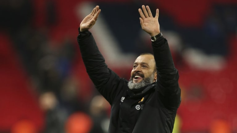 Nuno Espirito Santo Hails Wolves' 'Organised' Approach During 3-1 Win Over Tottenham
