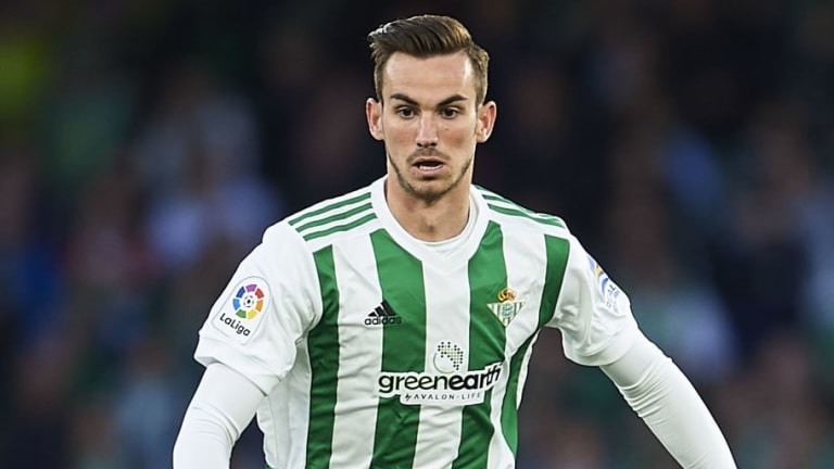 Napoli Confirm Signing of Real Betis Talent Fabian Ruiz on Long Term Contract