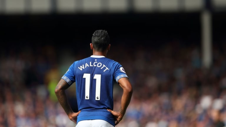 Everton Winger Theo Walcott Wants Return to National Squad After His Recent Good Form