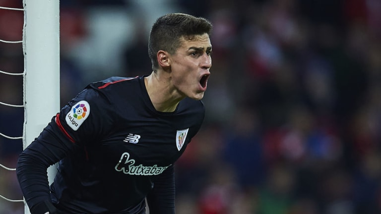 Real Madrid Press Forward With January Deal for Kepa Despite Zinedine Zidane's Comments