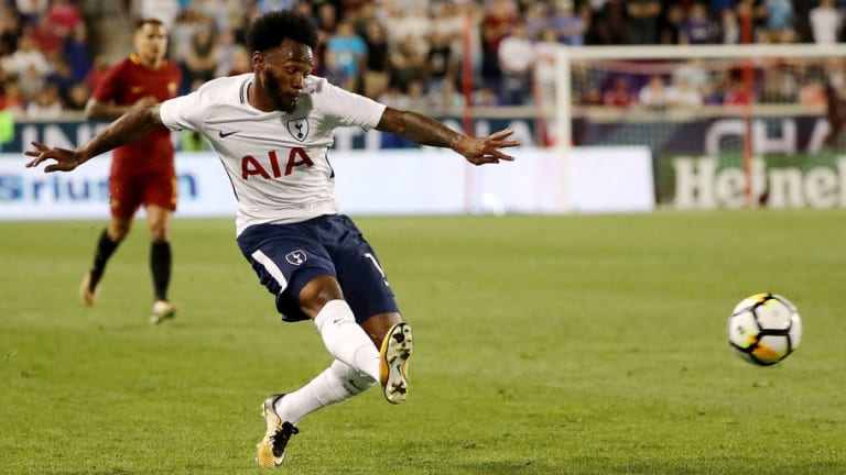 Tottenham Outcast Georges-Kevin Nkoudou Poised for January Loan Switch to Burnley