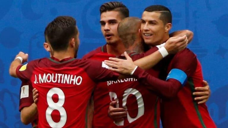 BOMBAZO   El Real Madrid podría fichar a un portugués por 40 millones de euros