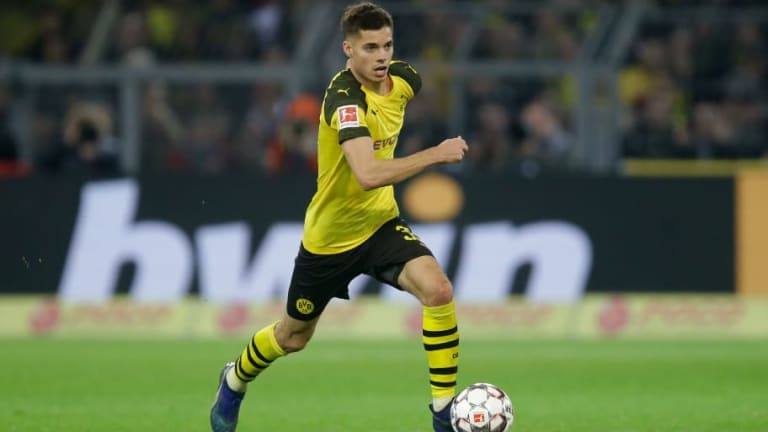 Why German Star Julian Weigl Is the Perfect Replacement for Aaron Ramsey at Arsenal
