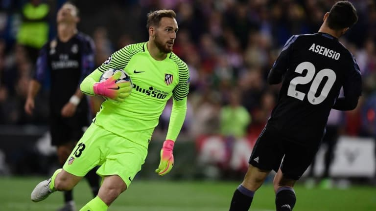 Report Claims Paris Saint-Germain in Talks With Jan Oblak as Liverpool Look Set to Miss Out