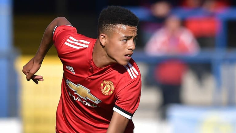 Why 16-Year-Old Mason Greenwood is Man Utd's Latest 'One to Watch' for the Future