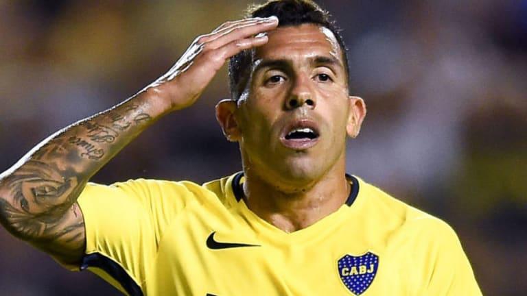 ¿TEVEZ OUT? | El equipo que probó Guillermo para la Copa sin el Apache