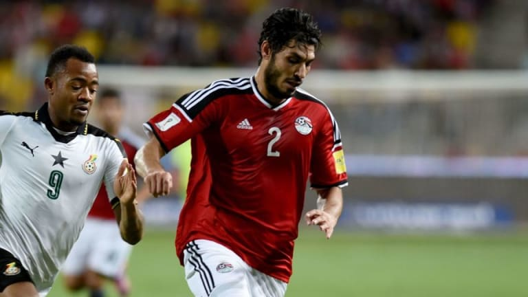 West Brom Complete Loan Signing of Egypt Centre-Back Ali Gabr With Option to Buy