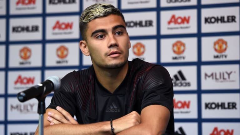 How Andreas Pereira is Playing His Way Into Contention to Start Man Utd's Opening Game of the Season