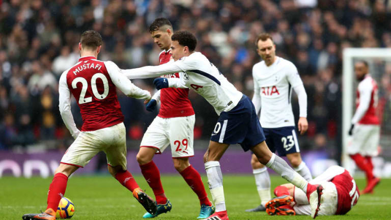 Exclusive: Ian Wright Backs Spurs to Give Arsenal a 'Difficult Game' in Sunday's North London Derby