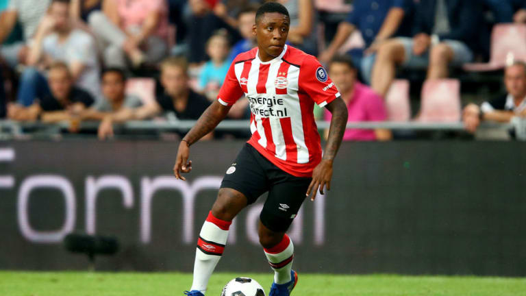 Everton and Tottenham Among a Number of English Clubs Keeping Tabs on PSV Star Steven Bergwijn