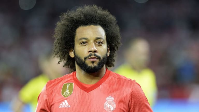 Marcelo Will Be Back for Real Madrid's Next Match After Returning to Training This Week