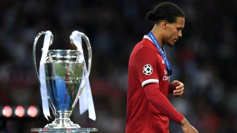 Virgil Van Dijk Urges Liverpool to Be 'Proud' Despite Champions League Final Defeat