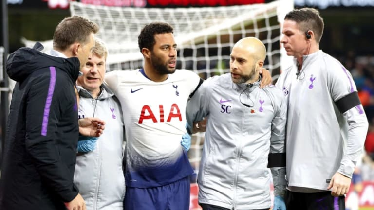 Tottenham Set to Be Without a Number of Key Players Ahead of Crucial Inter Clash