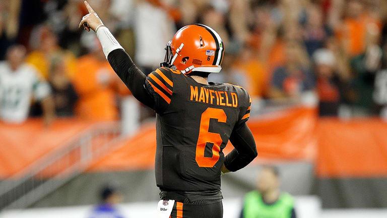 Browns Finally Get Their Winning Moment With Baker Mayfield Under Center