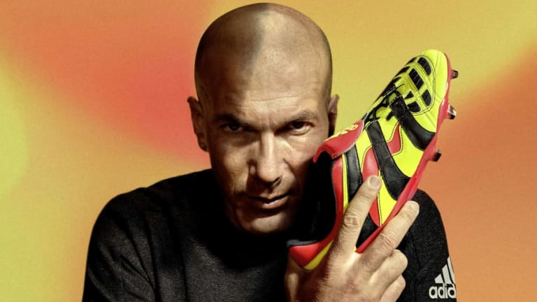 adidas Launch New Predator Accelator Electricity Inspired By Original 1999 Boots