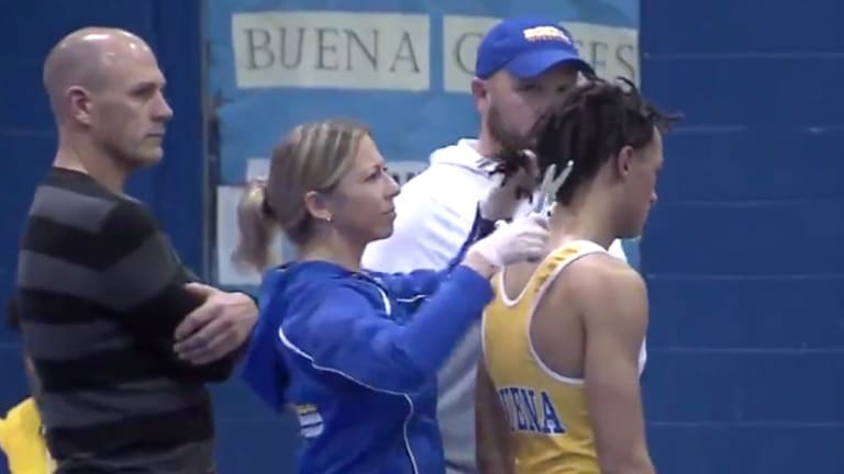New Jersey High School to Avoid Events With Referee Who Told Wrestler to Cut Dreadlocks