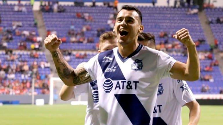 Puebla logra primer triunfo derrotando a Toluca