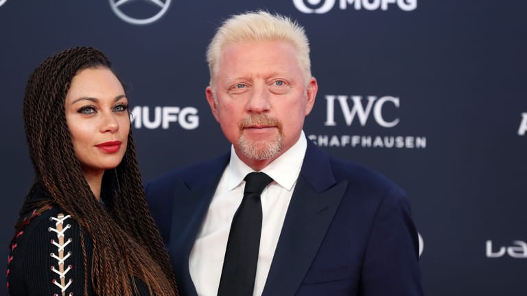 Six-Time Slam Champion Boris Becker, Wife Break Up After 13 years