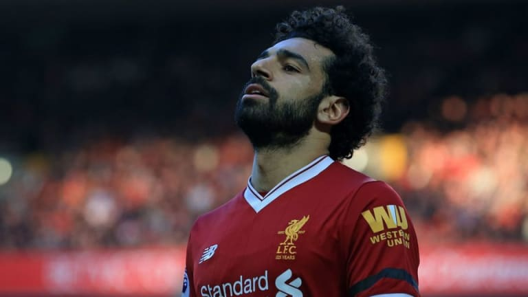 VIDEO: Mohamed Salah Moans About His Latest FIFA 18 Stat After Special POTY Release