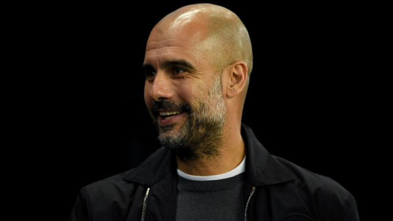 Pep Guardiola Jokes That Man City Spending Could Top £1bn in Transfer Fees This Summer