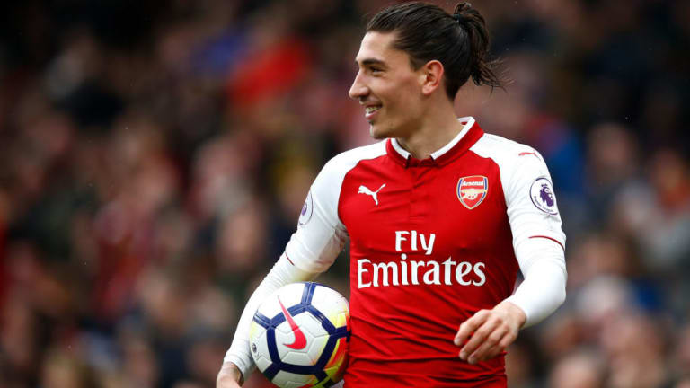 Arsenal's Unai Emery Reportedly Views Barcelona Target Hector Bellerin as a Key Member of His Squad