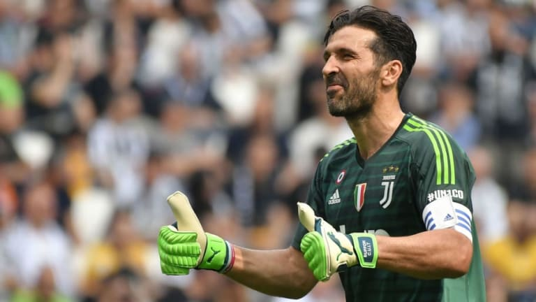 Former Juventus & Italy Boss Claims Gianluigi Buffon Should Have Retired in Turin