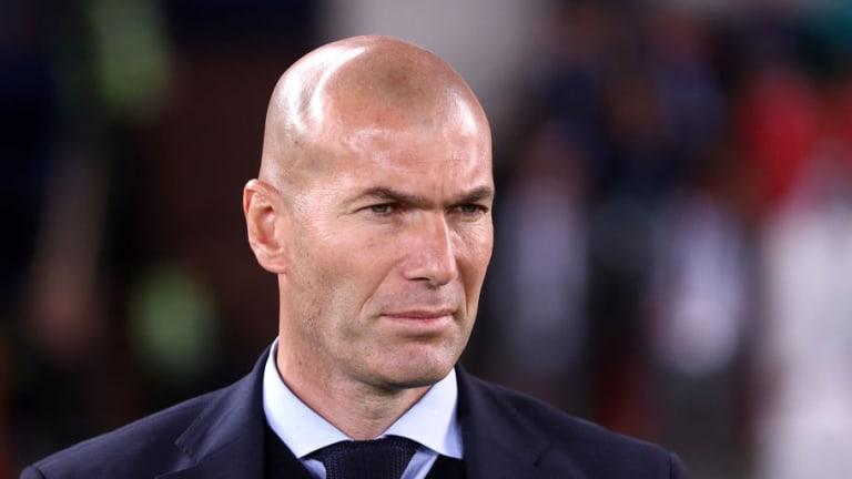 Real Madrid Manager Zinedine Zidane Criticises Media Negativity Ahead of Villarreal Clash