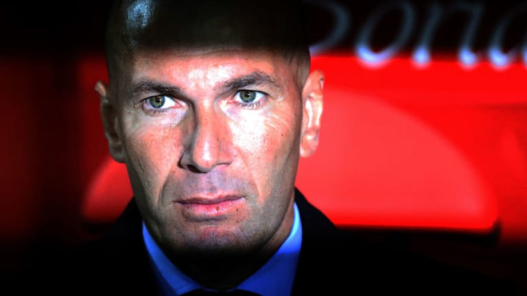 OPERACIÓN SALIDA | Los jugadores con los que Zidane no sabe qué hacer