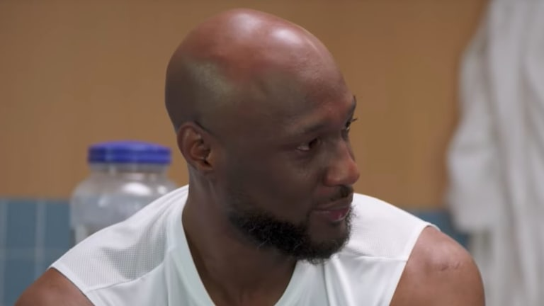 Lamar Odom Tells Kevin Hart That He Had 12 Strokes and Six Heart Attacks During 2015 Coma