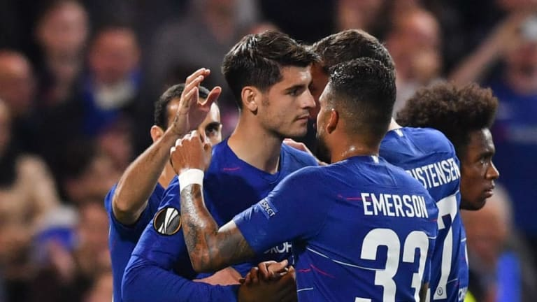 Chelsea 1-0 Videoton: Report, Ratings & Reaction as Morata Ends Goal Drought to Seal Blues' Win