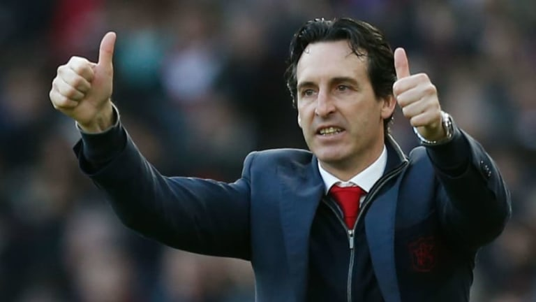 Unai Emery Backs 'Good Example' Liverpool to Match Arsenal's Invincibles Feat This Season
