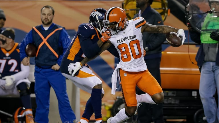 How Denver Wins: Stopping Browns WR Jarvis Landry