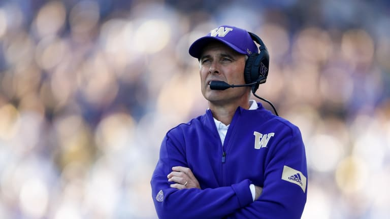 Apple Cup Coverage: How Much Is Riding on the Game for UW Coach Chris Petersen?