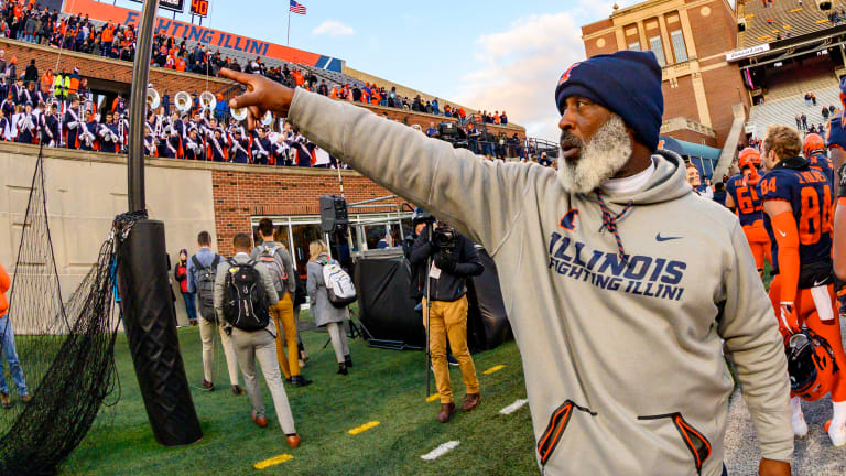 Illini Coach Lovie Smith on George Floyd & Latest BLM Movement: 'A lot of life experiences prepared me for this moment'